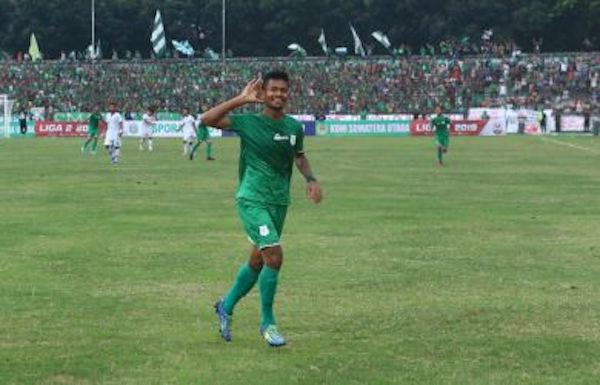 Sriwijaya FC 1 vs 2 PSMS Medan: Ayam Kinantan Jaga Asa ke 8 Besar Liga 2 2019