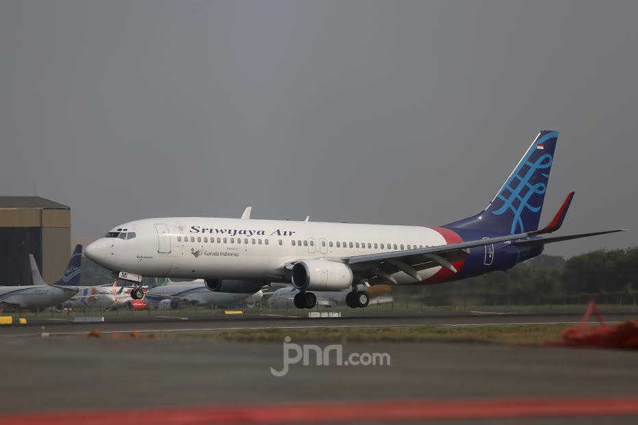 Tiongkok Tangguhkan Dua Penerbangan Sriwijaya Air Gegara COVID-19 - JPNN.com