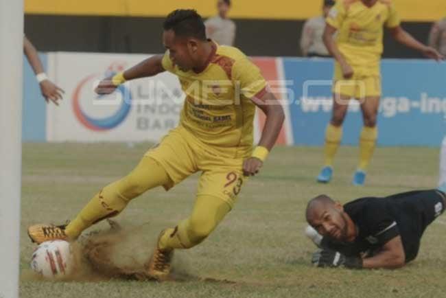 Sriwijaya FC Tumbang di Kandang, Kas Hartadi Mohon Maaf