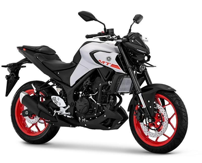 Yamaha MT-25 Terbaru dengan Tampilan Segar, Harga Rp 53 Jutaan