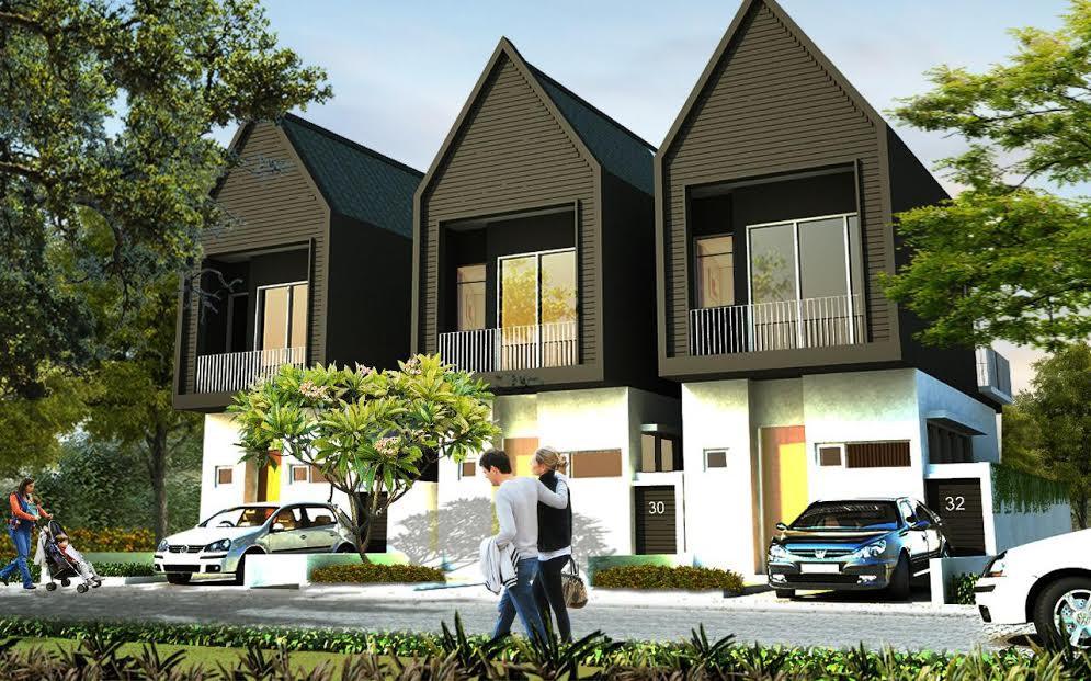 Sasar Milenial, Avenue Townhouse Serpong Tawarkan Konsep Hunian Private - JPNN.com