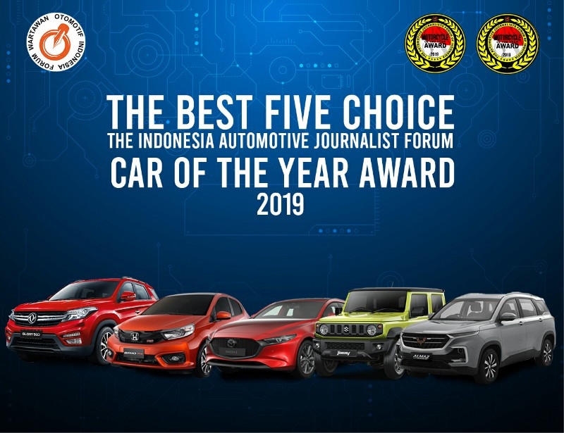 2 Merek Tiongkok Masuk 5 Mobil Terbaik FCY 2019, Toyota Absen - JPNN.com