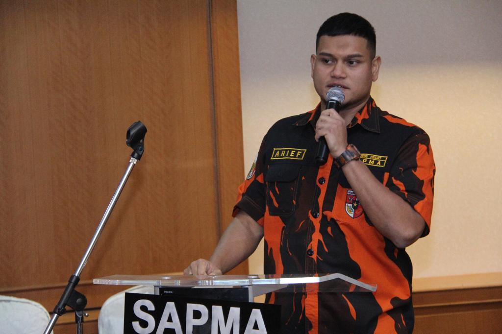 Sapma Pemuda Pancasila Siap Menyukseskan Pelantikan Presiden - JPNN.com
