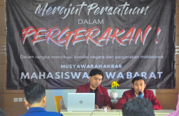 41 BEM Kompak Siapkan Gerakan Mahasiswa Menggugat, Nih Tuntutannya - JPNN.com