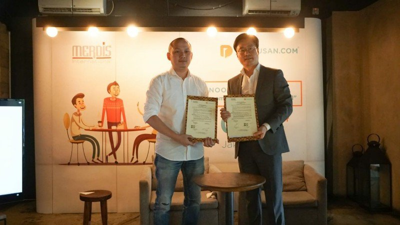 Dusdusan Gandeng Merdis International Tambah Produk Innovation Store