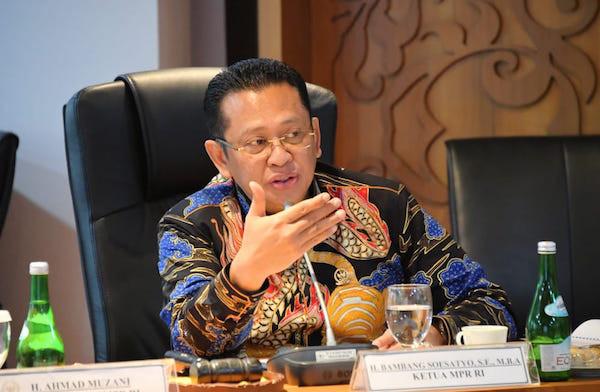 Pimpinan MPR RI Gelar Rapim Perdana, Ini Hasilnya - JPNN.com