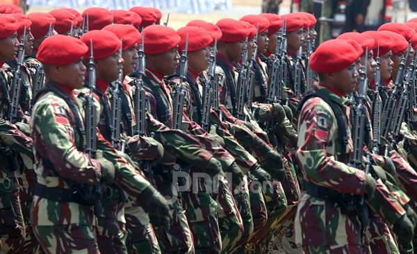 Baku Tembak TNI-Polri vs KKB Selama 5 Jam, 1 Tewas