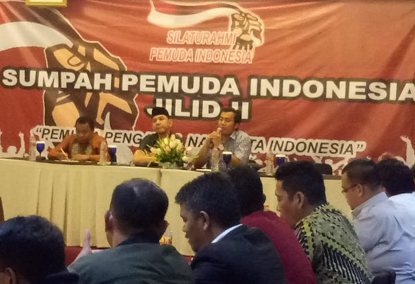 Puluhan Ormas Pemuda Lintas Agama dan Suku Kompak Siapkan Agenda Besar - JPNN.com