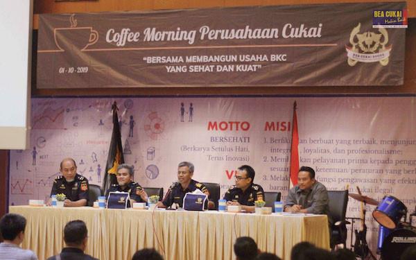 Strategi Bea Cukai Bogor Dukung Industri dalam Negeri - JPNN.com