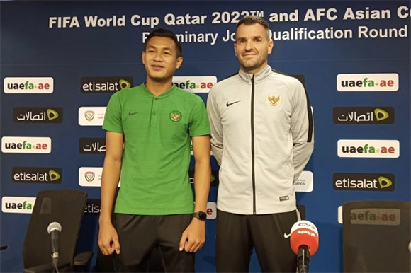 Kualifikasi Piala Dunia 2022 Zona Asia: Bagaimana Peluang Indonesia Malam Nanti? - JPNN.com