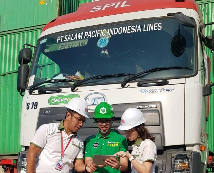 Tingkatkan Akurasi dan Kecepatan Logistik, SPIL Gandeng Deliveree - JPNN.com