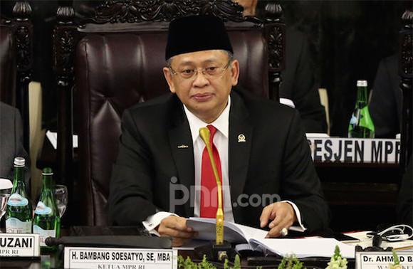 Bismillah, Bamsoet Siap Pimpin Golkar dan All Out Sukseskan Pemerintahan Jokowi - JPNN.com