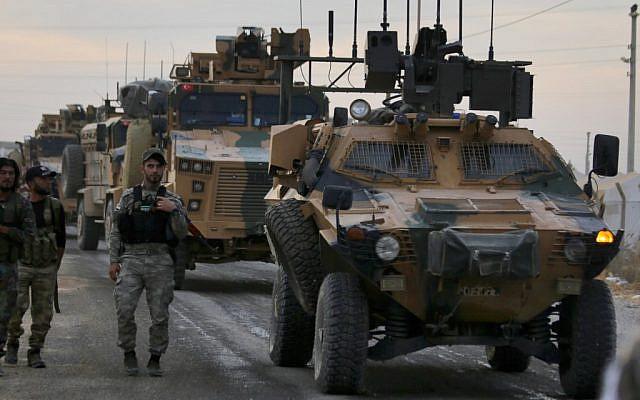 Amerika Tak Berdaya, Turki Caplok Suriah Utara - JPNN.com