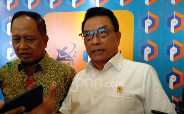 Wakil Panglima TNI Dihidupkan Lagi, Siapa yang Usulkan ke Jokowi? - JPNN.com