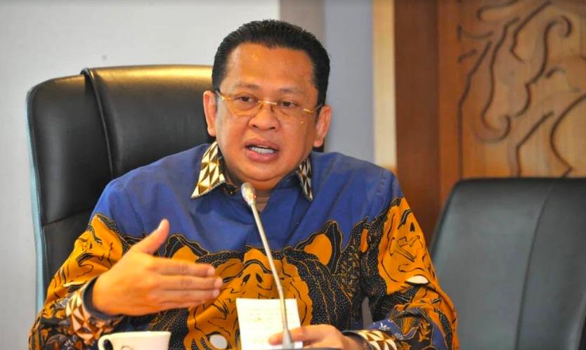 Pesan Jokowi kepada Bamsoet Soal Pelantikan Presiden