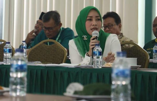 Politikus PKB Juwita Prihatin Atas Posting Anak di Medsos Menghujat Ibunya - JPNN.com