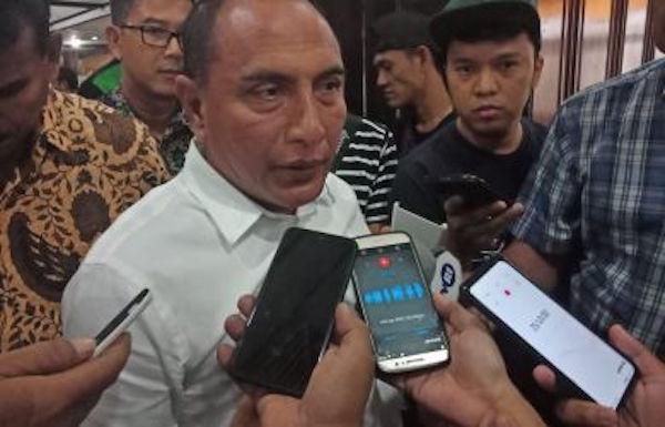 Iwan Bule Jadi Ketum PSSI, Edy Rahmayadi Beri KomentarBegini - JPNN.com
