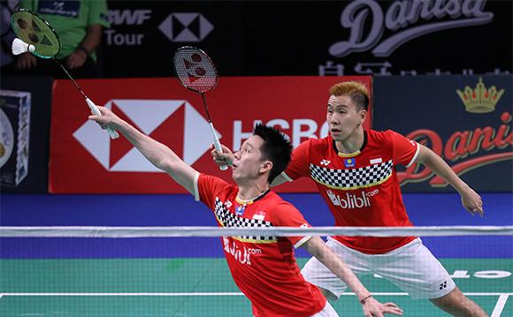 Gebuk Ganda Malaysia, Minions Masuk 16 Besar Fuzhou China Open 2019 - JPNN.com