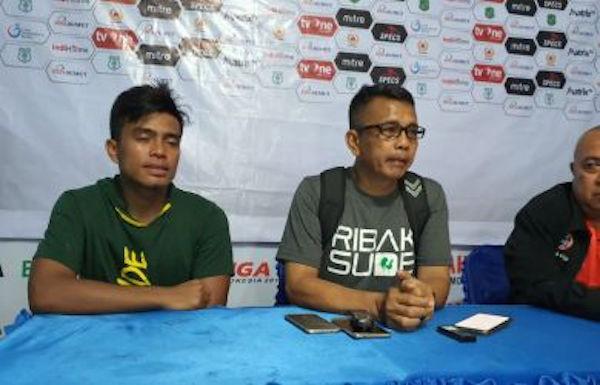 Usai Tumbangkan Persiraja, Pelatih PSMS Mengaku Gembira Sekali