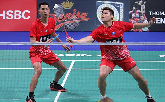 Badminton SEA Games 2019: Tim Putra Juara 6 Kali Beruntun - JPNN.com