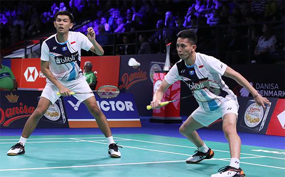 Malaysia Masters 2020: Fajar/Rian Pukul 2 Bule Denmark di Babak Pertama - JPNN.com
