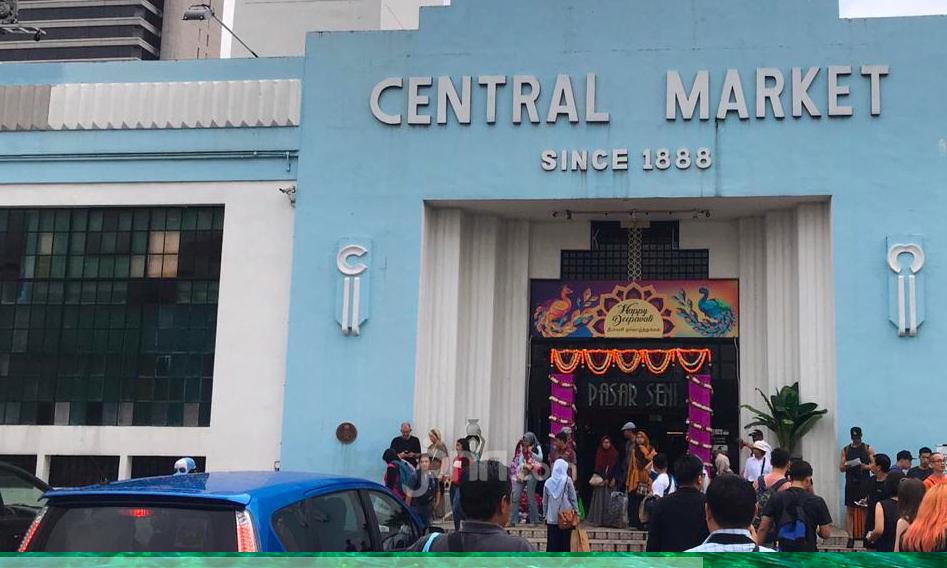 Central Market, Pusat Perbelanjaan Unik dan Legendaris di Malaysia - JPNN.com