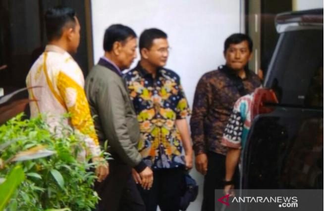 Alhamdulilah, Pak Wiranto Sudah Keluar dari RSPAD
