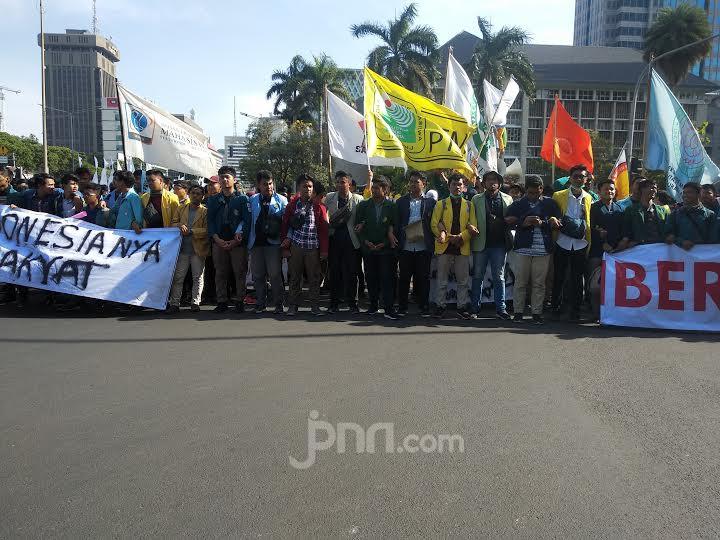 Akses Menuju Depan Istana Negara Ditutup, ini Alasan Kepolisian - JPNN.com