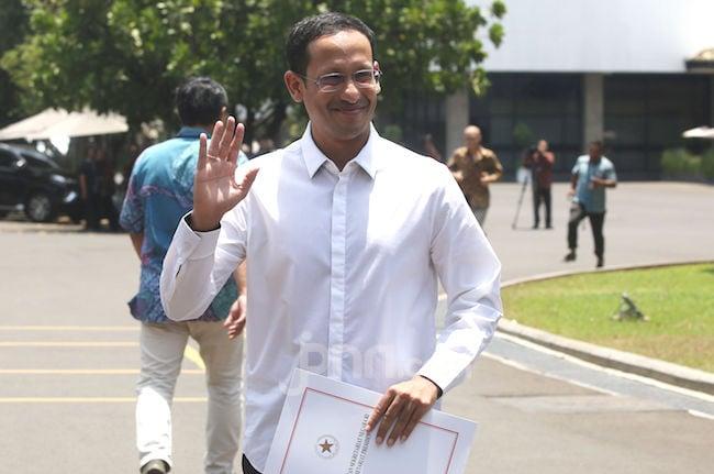 Profil Singkat Nadiem Makarim, Bos GoJek Si Calon Menteri di Kabinet Jokowi - JPNN.com