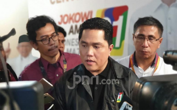 Erick Thohir Kembali Buat Gebrakan di Lingkungan BUMN, Simak Nih! - JPNN.com