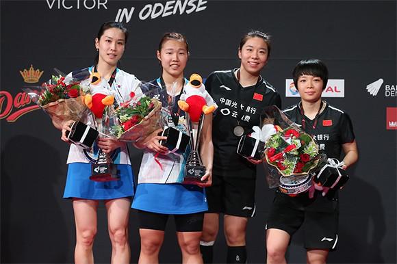 Tentang Mesin Berondong yang Mengusik Final Ganda Putri Denmark Open 2019 - JPNN.com