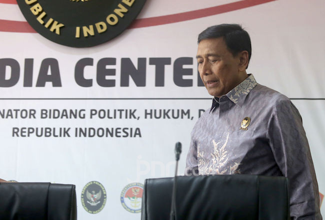 Isyarat Pak Wiranto Tak Akan Jadi Menko Polhukam Lagi - JPNN.com
