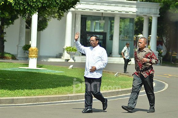 Mahfud: Presiden tahu Menteri Yang Cocok Untuk Saya - JPNN.com