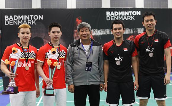 Foto dari Denmark Open 2019 yang Seharusnya Bikin Negara Lain Iri - JPNN.com