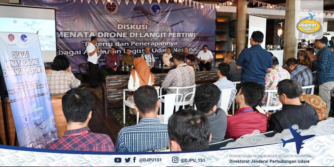 Pengguna Drone Meningkat, KemenhubBeri Perhatian Khusus - JPNN.com