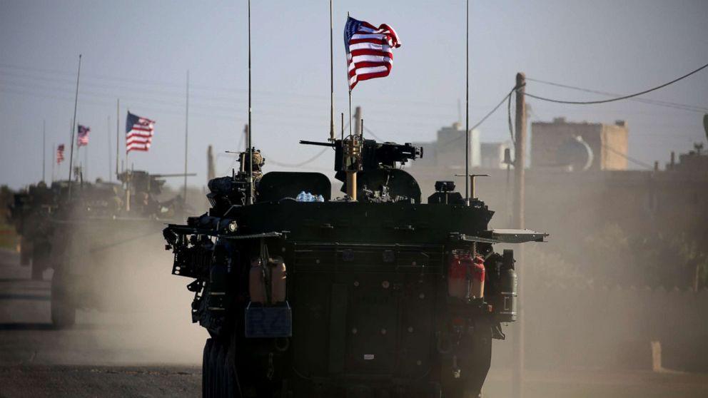 Demi Minyak, Amerika Kembali Kirim Pasukan ke Suriah - JPNN.com