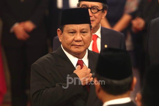 Menhan Prabowo Subianto: Beliau Senior Saya - JPNN.com