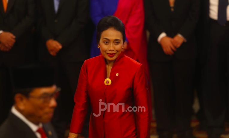 Profil Bintang Puspayoga: Kejutan, Ketua Wanita Hindu Dharma Indonesia Diangkat jadi Menteri PPPA - JPNN.com