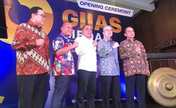 GIIAS Medan 2019 Dukung Implementasi Kendaraan Listrik - JPNN.com