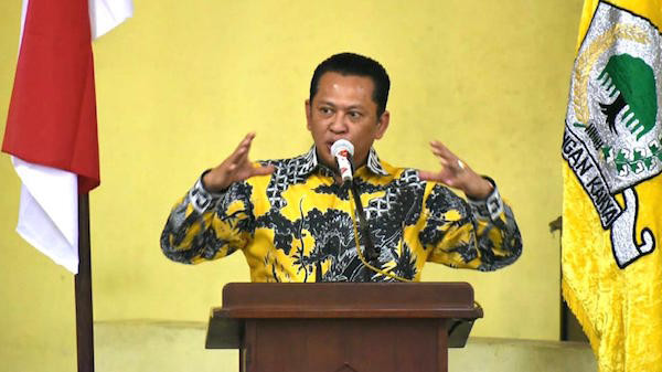 Bamsoet Dorong Penguatan Armada Penjaga Pantai Indonesia di Natuna - JPNN.com