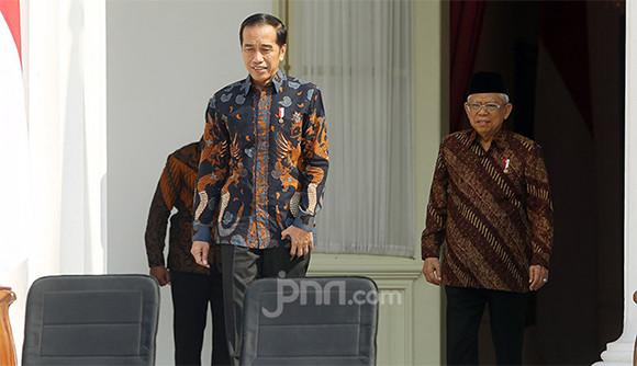 Jokowi Ungkap Ada Temuan Baru Kasus Novel Baswedan
