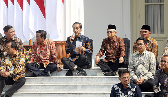 Mohon Parpol Legawa jika Ada Reshuffle Kabinet, Sebaiknya jangan Ikut Campur - JPNN.com