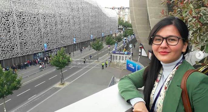 Indonesia Terpilih Sebagai Tuan Rumah Piala Dunia U-20, Ratu Tisha: Ini Sejarah Baru - JPNN.com