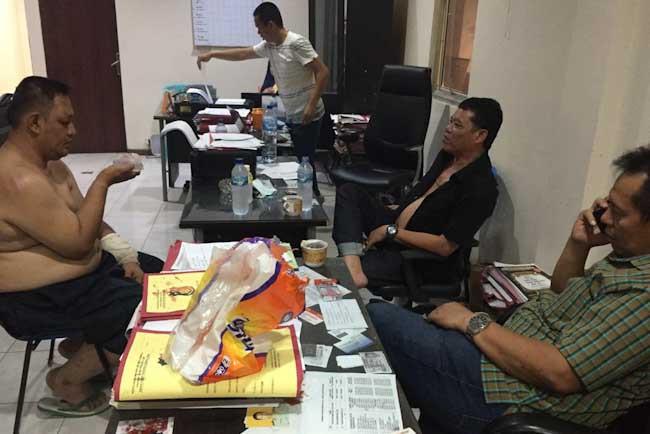 Pengakuan Tersangka Pembunuhan PNS Kementerian PU yang Jasadnya Dicor Semen - JPNN.com