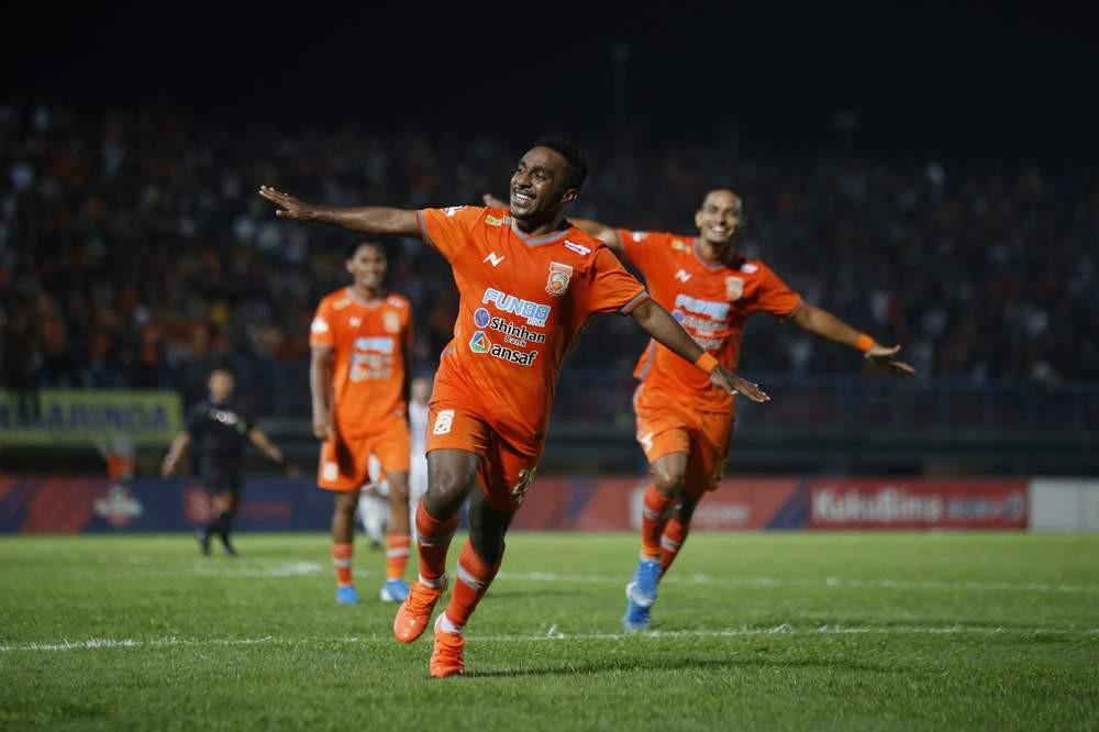 Jelang Hadapi Barito Putera, Borneo FC Berambisi Jaga Tren Positif