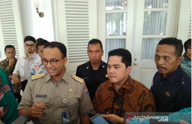 Anies Baswedan Santai Tanggapi Pesan Prabowo Subianto untuk Gerindra - JPNN.com