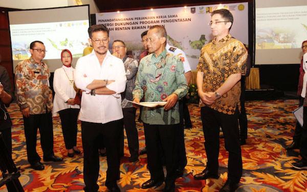 Mentan SYL Ajak Pimpinan Daerah Entaskan Kerawanan Pangan - JPNN.com