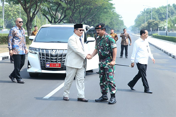 Panglima TNI Gerak Cepat Merespons Keinginan Prabowo Subianto - JPNN.com
