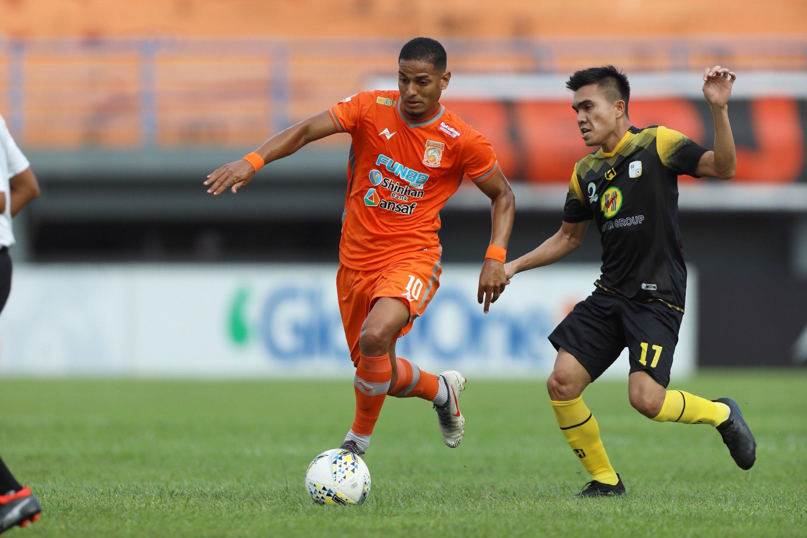 Liga 1 2019: Barito Putera Berambisi Setop Tren Positif Borneo FC
