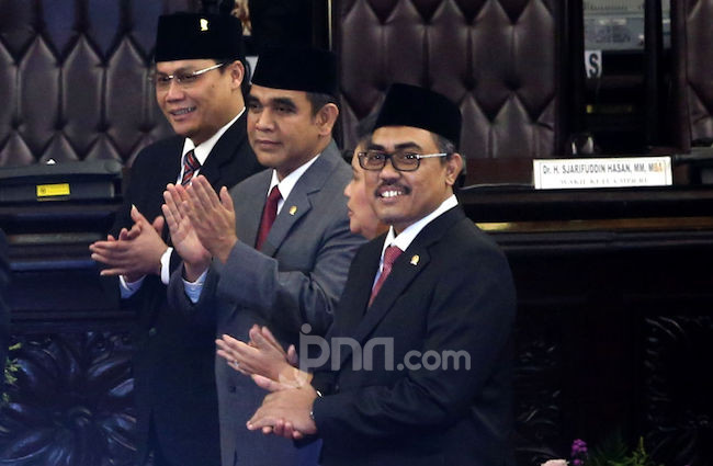 Penerbitan Perppu KPK Bukan Soal Nyali Presiden Jokowi